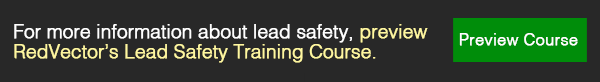 RedVector-Lead-Safety-Training-Course