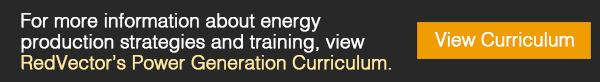 RedVector's Power Generation Curriculum