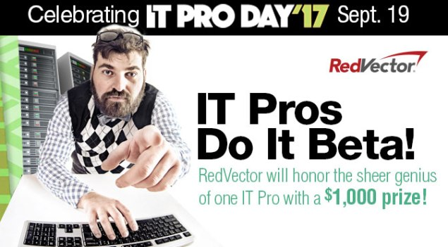 Celebrate National IT Professionals Day