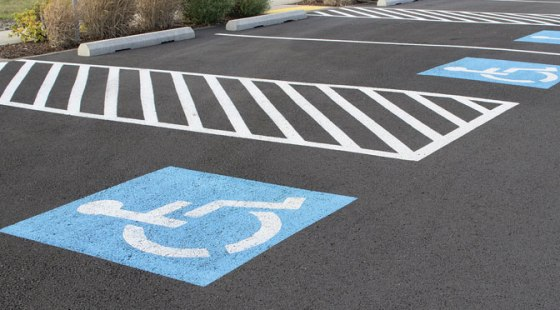parking and restrooms standards of the modern ADA