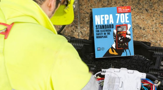 important changes made to the NFPA 70E, register for the RedVector webinar.