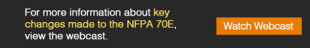 changes made to the NFPA 70E